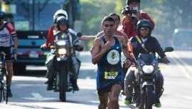 Árevalo ganó por segunda ocasión la Clásica de San Juan, celebrada en Costa Rica. (Foto: Grupo Publicitario Costa Rica)