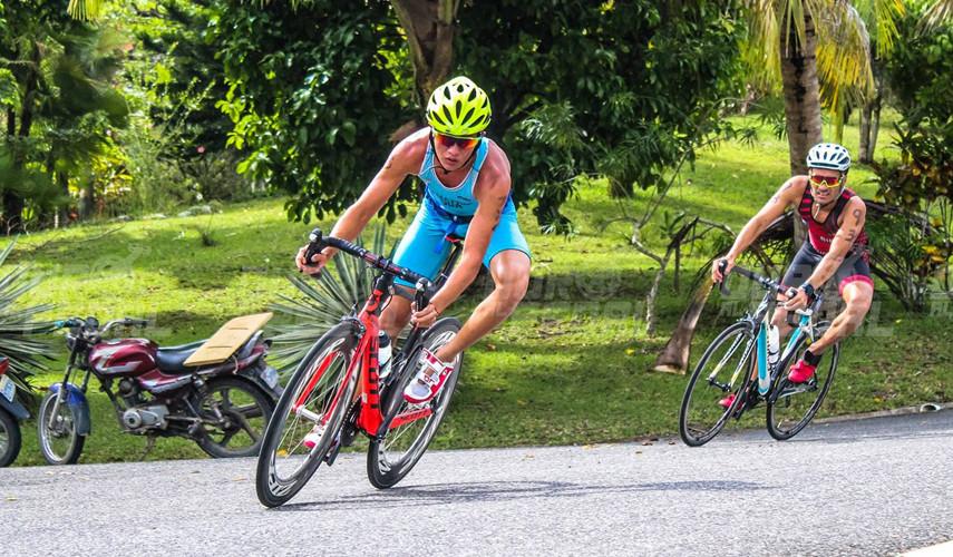 Emoción se vivió en la cuarta fecha dle Campeonato Nacional de Triatlón. (Foto: Duro Al Pedal)