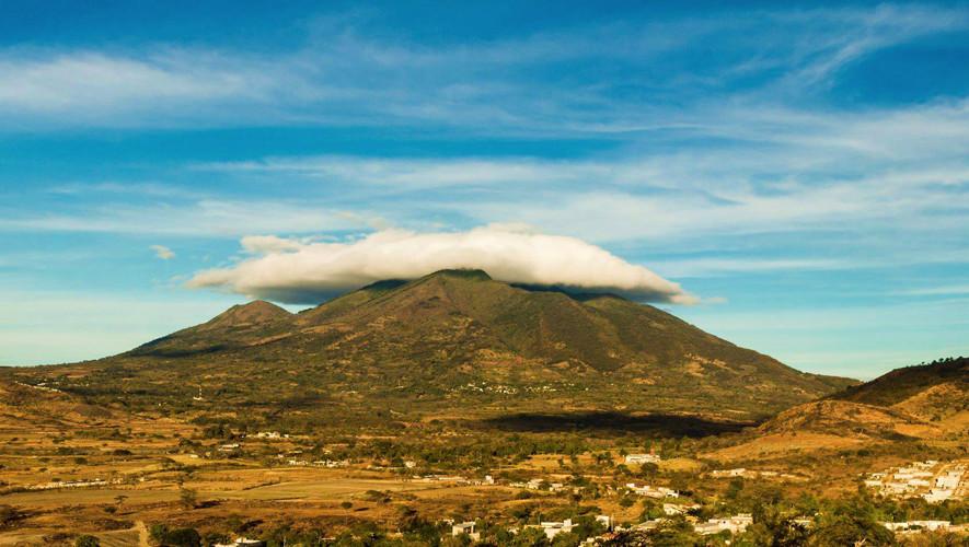 Ascenso a 9 volcanes de oriente en un fin de semana | Junio y Julio 2017
