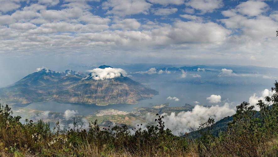 Ascenso al volcán Tolimán por Go2Guate | Junio 2017