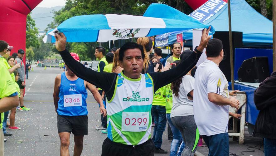 En junio no te puedes perder las carreras en familia, así como una media maratón en San Juan Sacatepéquez. (Foto: Camino Seguro)