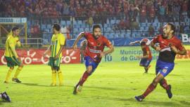 Municipal viene de ser el campeón del Clausura 2017 luego de ganar la final ante Guastatoya. (Foto: Rojos del Municipal)