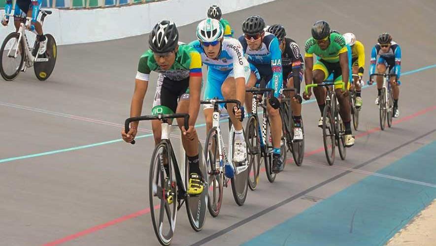 Campeonato Centroamericano de Ciclismo de Pista   Junio y Julio 2017
