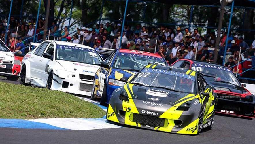 Tercera fecha del Campeonato Nacional de Automovilismo | Junio 2017
