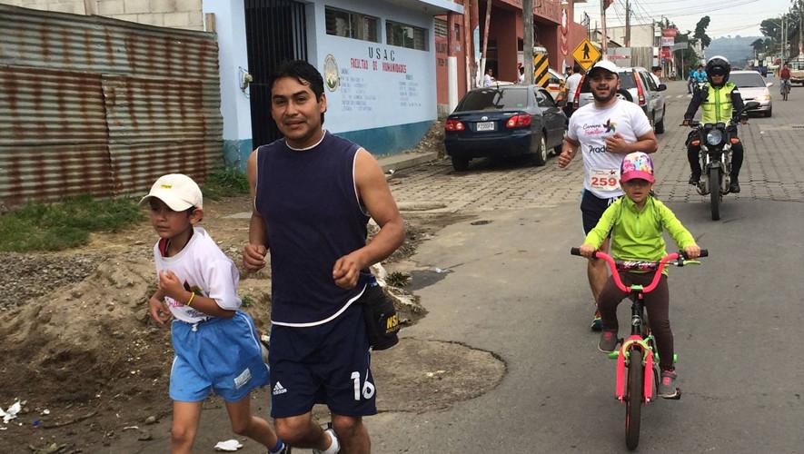 Carrera 10K FUNDABIEM en Chimaltenango | Junio 2017