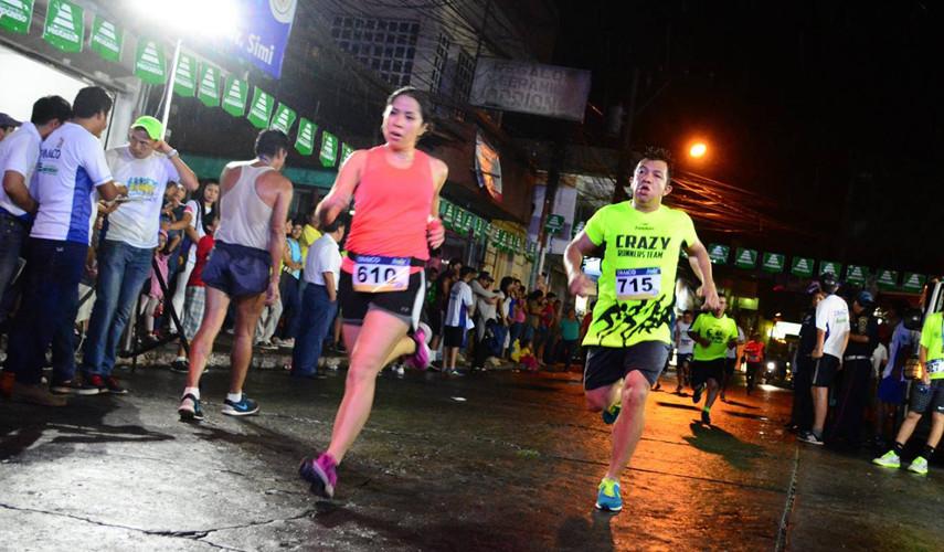 Carrera Nocturna Corre por Camila en Quetzaltenango   Junio 2017