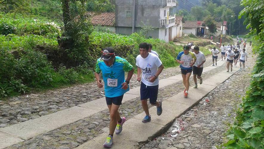 Gran Carrera de Atletismo Olintepeque en Quetzaltenango | Junio 2017