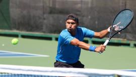 Christopher Díaz aun tiene oportunidad de llegar a la final de dobles junto a su pareja brasileña. (Foto: Rackets & Golf)