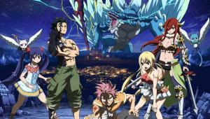 """Estreno de Película de animé """"Fairy Tail: Dragon Cry"""" en Cinépolis   Junio 2017"""