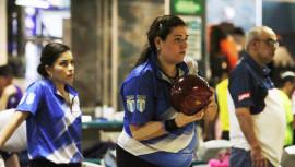 Guatemala obtuvo su primera medalla en boliche por medio de Laura Barrios y Sofía Granda. (Foto: COGuatemalteco)