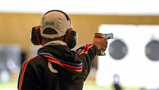El equipo de tiro tendrá su último fogueo previo a su participación en el Festival Deportivo de Guatemala. (Foto: COGuatemalteco)