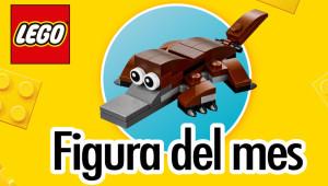 Figura del mes LEGO