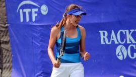 Rivera celebró su segundo título del año, superando a las mejores tenistas del Caribe, Norte y Centroamérica. (Foto: Federación Tenis de Campo Guatemala)