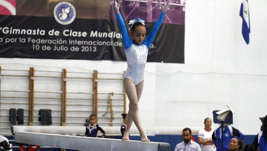 La gimnasia guatemalteca se encuentra lista para demostrar de qué esta hecha en este Festival Deportivo.(Foto: CDAG)