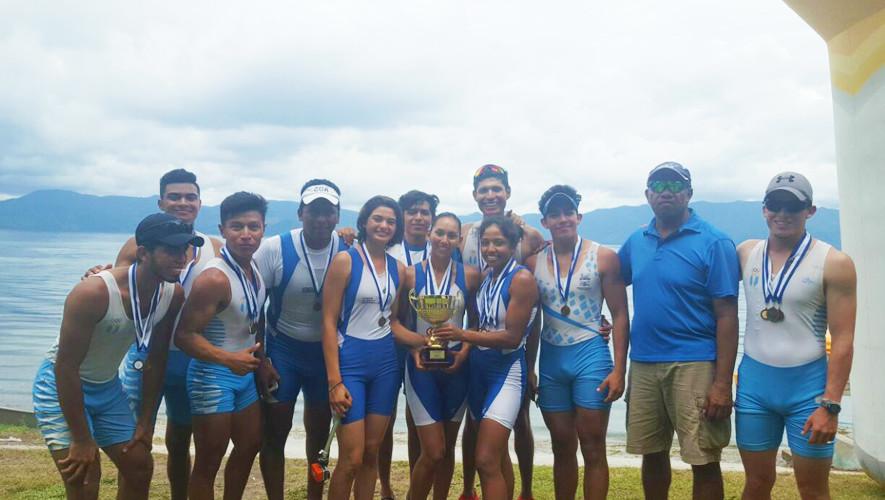 El equipo de Guatemala dominó la competencia al quedar en primer lugar del medallero con 17 preseas. (Foto: COGuatemalteco)