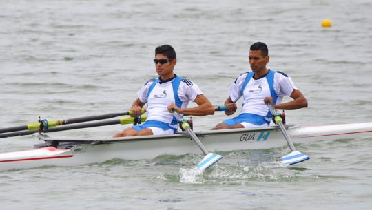 Los remeristas guatemaltecos seguirán con su preparación rumbo a los Juegos Centroamericanos de Managua. (Foto: COGuatemalteco)