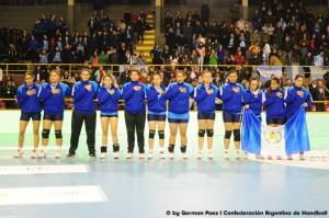 (Foto: German Paez/Confederación Argentina de Handball)