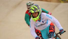 Andrea López fue la mejor ciclista de la delegación al ganar el único oro para Guatemala y además ocupar una de las 4 plazas para los JCC de Barranquilla 2018. (Foto: COGuatemalteco)