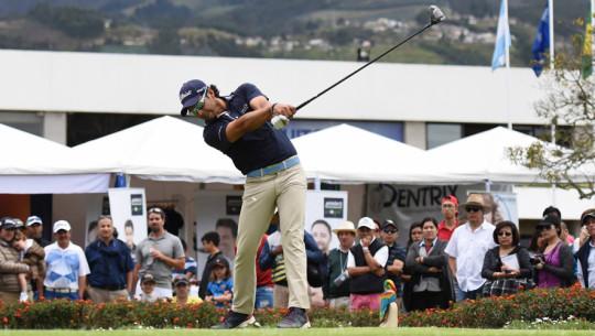 Toledo buscará su segundo título profesional del año en República Dominicana. (Foto: Enrique Berardi/PGA TOUR)