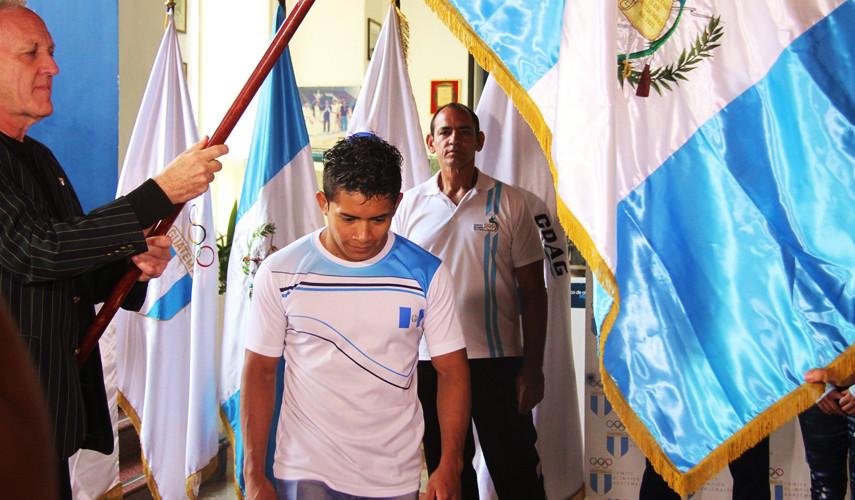 Julio Molina buscará su segunda medalla internacional en lo que va del año. (Foto: COGuatemalteco)