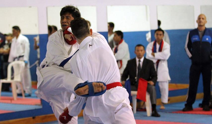 Los karatecas guatemaltecos buscarán sumar puntos para su clasificación a los Juegos Olímpicos de la Juventud 2018. (Foto: CDAG)