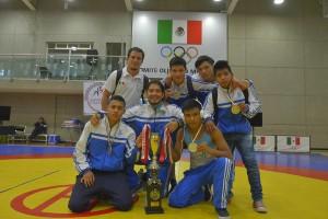 (Foto: Mariano Ríos/ Comité Olímpico Mexicano)
