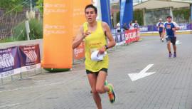 Rivero cerró de la mejor manera su participación en Costa Rica, coronándose bicampeón de los 16 kilómetros. (Foto: Agape Media/Grupo Publicitario Costa Rica)