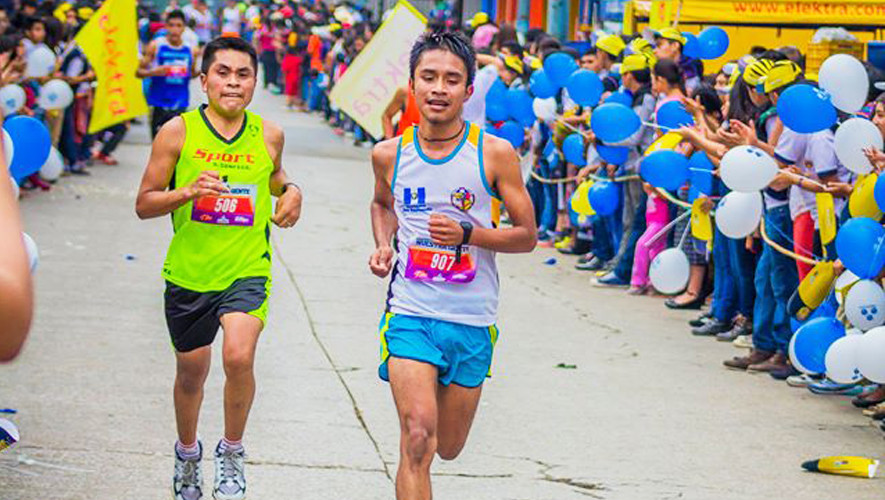 Media Maratón de San Juan Sacatepéquez | Junio 2017