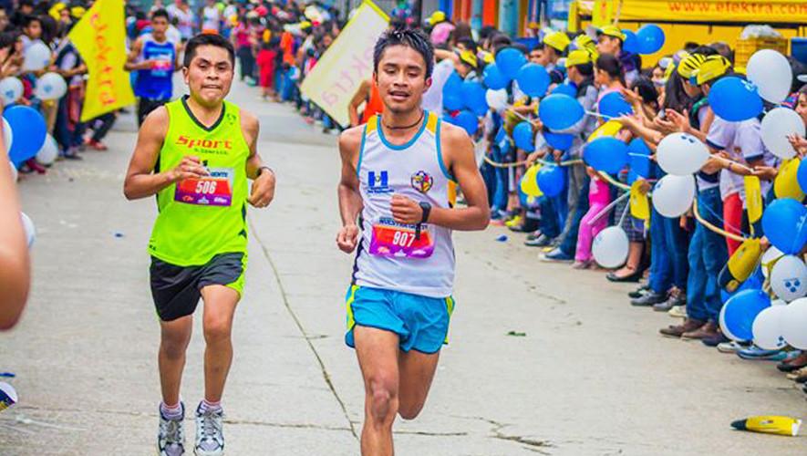 Media Maratón de San Juan Sacatepéquez | Junio 2017