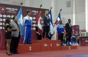 (Foto: Federación Nacional de Lucha)
