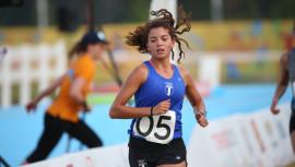 Sophie Hernández buscará sobresalir en la final del la Copa del Mundo de Pentatlón. (Foto: COGuatemalteco)