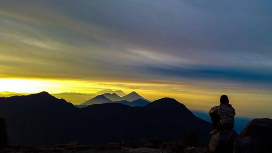 Viaje a Volcán Santa María y Fuentes Georginas en Quetzaltenango | Junio 2017