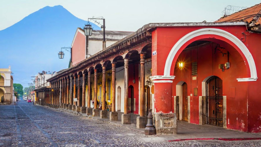 7 maneras de explorar Antigua Guatemala, según Lookiwasthere