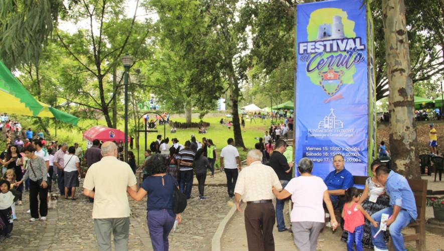 Actividades gratuitas en el Festival del Cerrito del Carmen 2017
