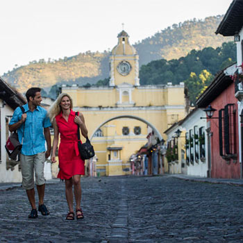 Aprender español en Antigua Guatemala