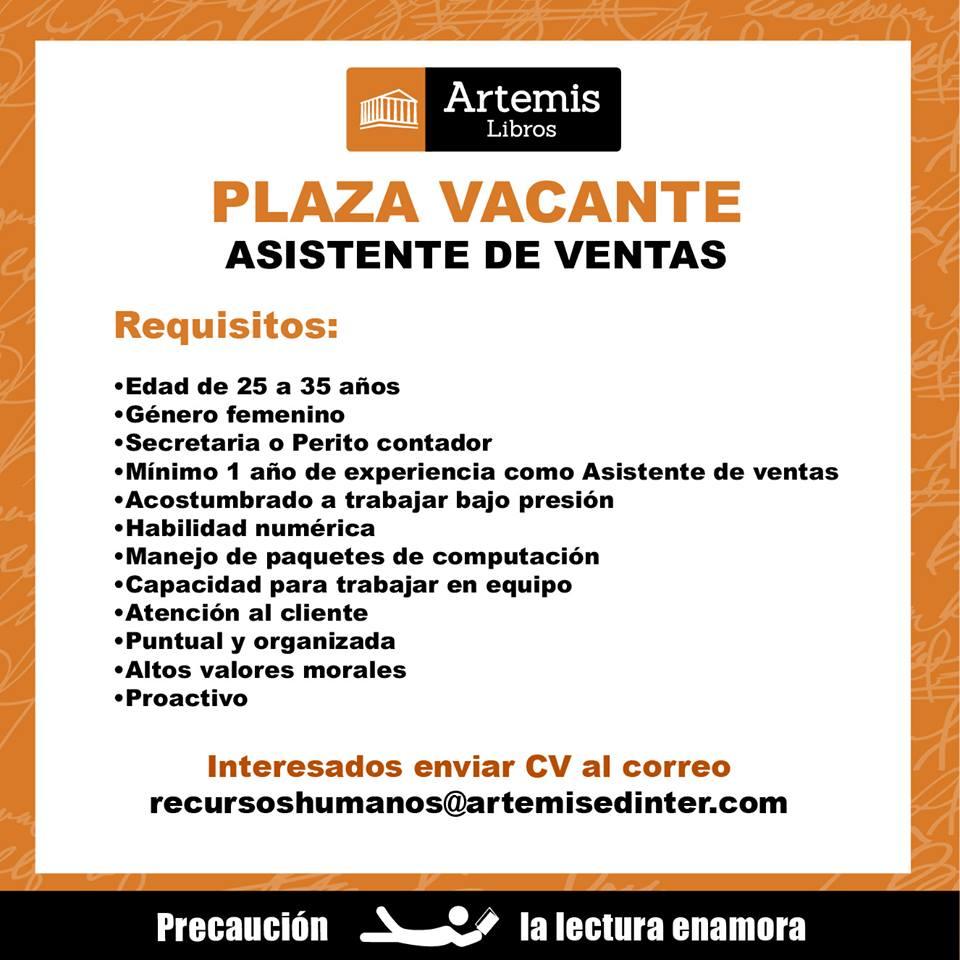 Artemis Edinter empleo Guatemala