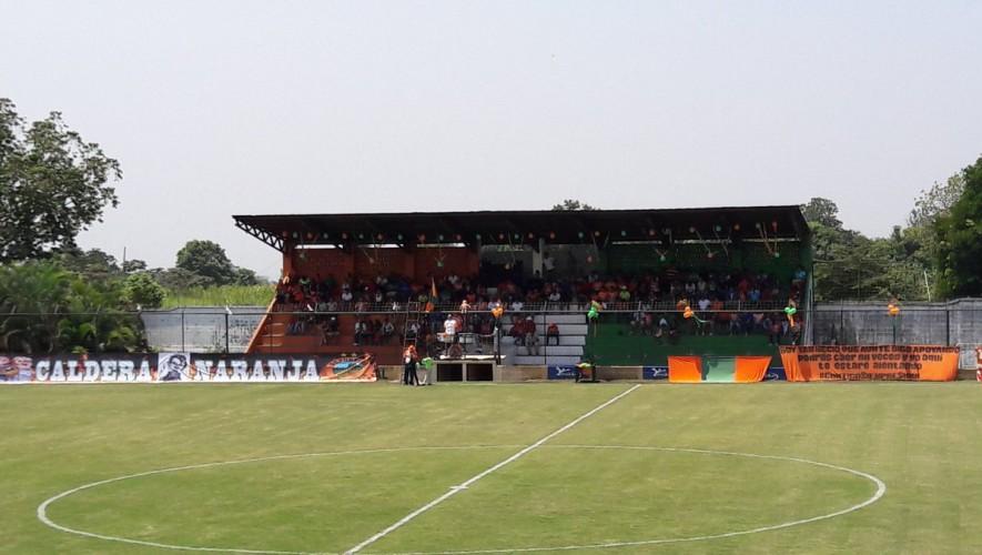 Estadio Mateo Sicay Paz