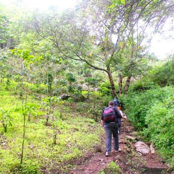 Caminata al Volcán San Pedro