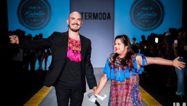 Colección de Isabella Springmuhl destaca en pasarela inclusiva en México