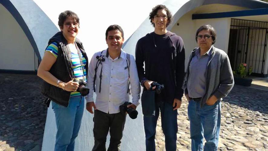 Convocatoria para talleres y concurso de fotografía de Inguat, 2017