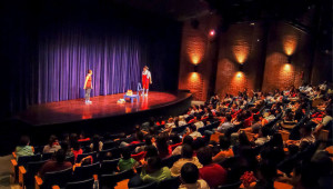 La Vuelta al Día en 80 Mundos en Teatro Dick Smith| Agosto 2017