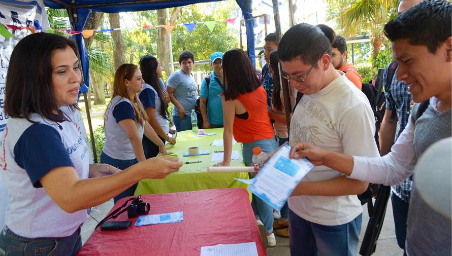 Cursos libres y gratuitos en la USAC 2017, Ciudad de Guatemala
