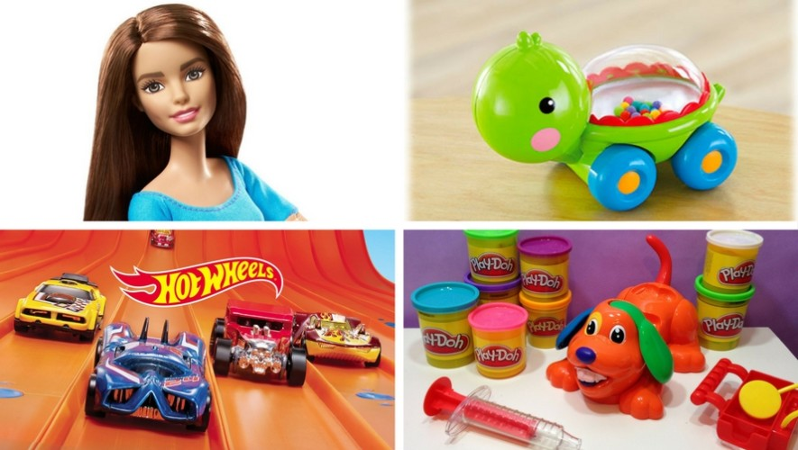 Ofertas del 50% de descuento en juguetes en Farmacias Meykos   Julio 2017