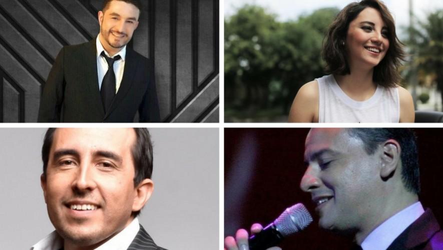 Noche de los 80 y 90 con artistas nacionales | Julio 2017