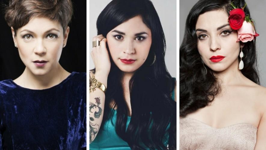Tributo a Natalia Lafourcade, Carla Morrison y Mon Laferte | Julio 2017