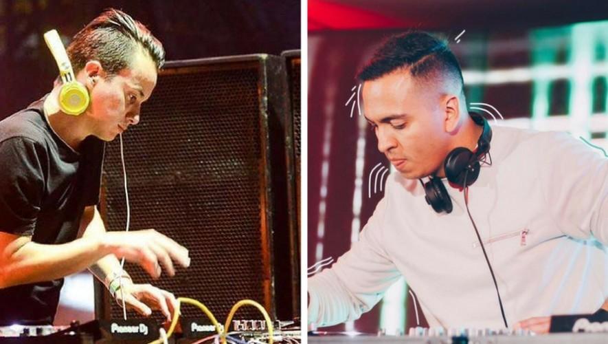Fiesta de música electrónica en The Palms | Julio 2017
