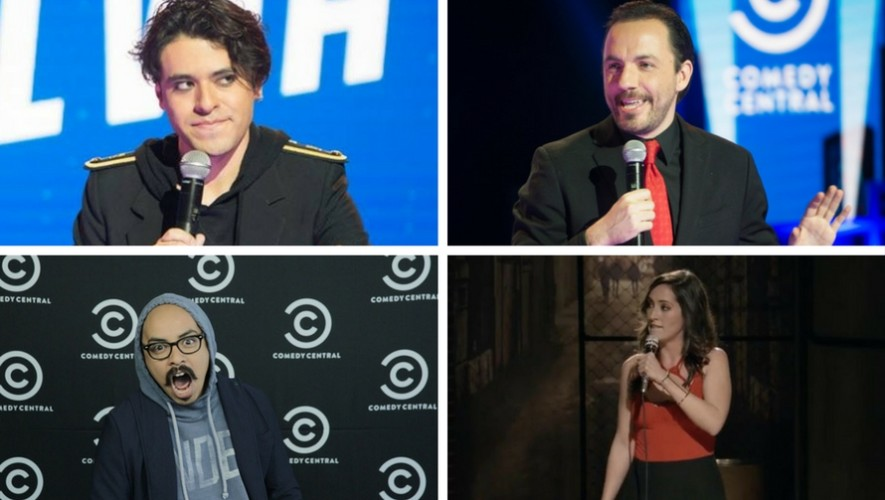 Festival de stand up comedy en Guatemala | Agosto 2017