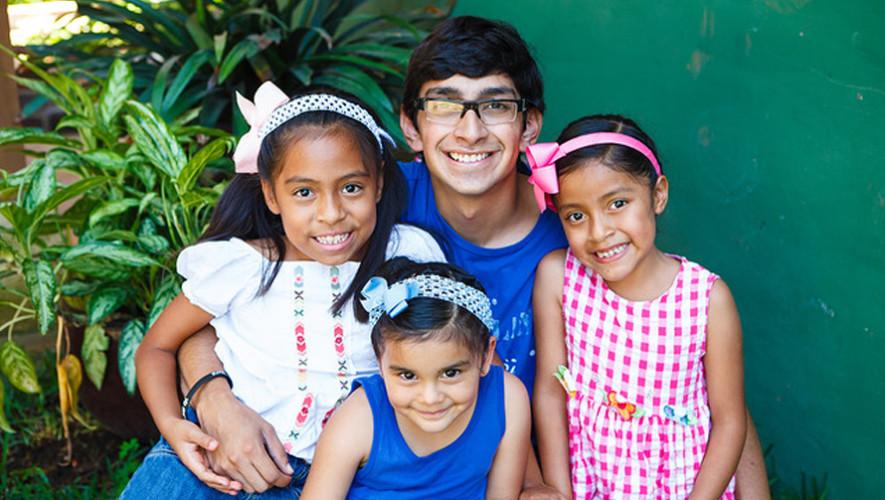 El guatemalteco Pablo Villagran trabaja en la ONU por su nivel de inglés