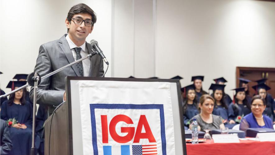 El guatemalteco Pablo Villagrán trabaja en la ONU por su nivel de inglés