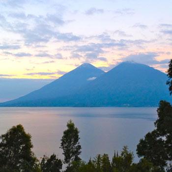 El lago más hermoso de todos Lago de Atitlán